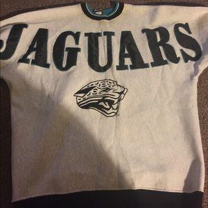 Other - Vintage Jacksonville Jaguars Sweatshirt